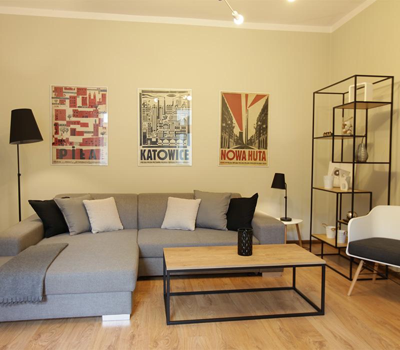 apartament na Półwiejskiej